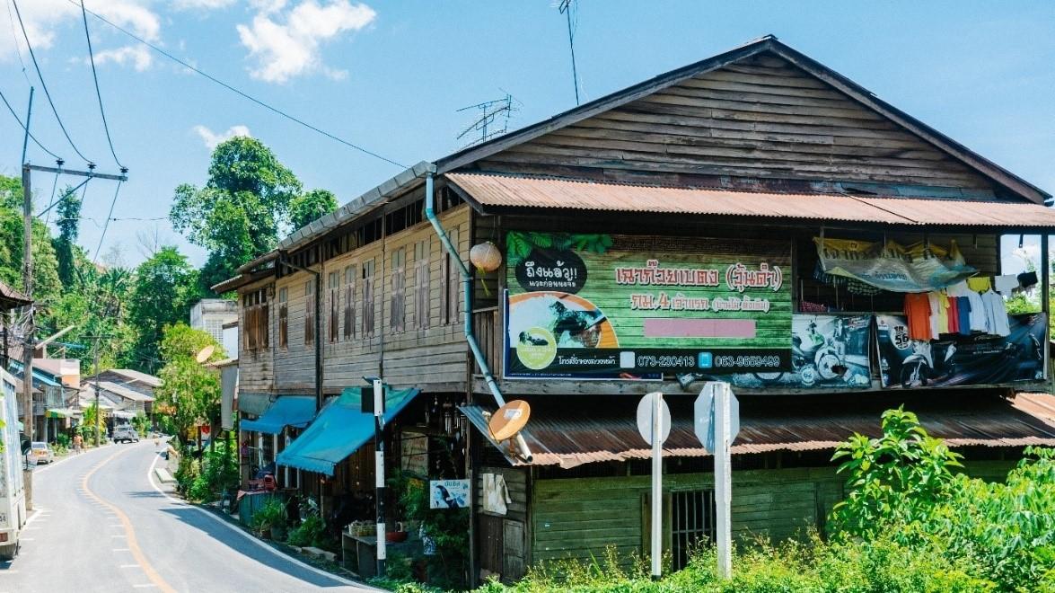 ชุมชน กม.4 จุดเช็คอิน ชิมอาหารโบราณฮากกาเบตง